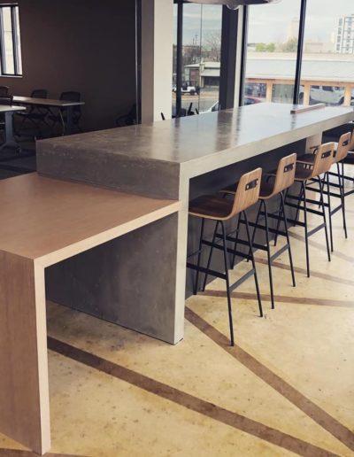 stone crete artistry concrete countertops nashville bartop 2