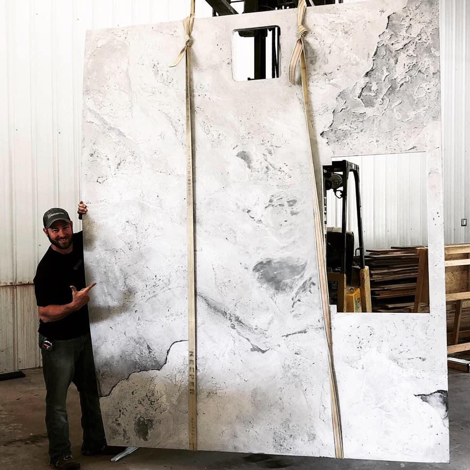 stone crete artistry concrete countertops nashville process 10