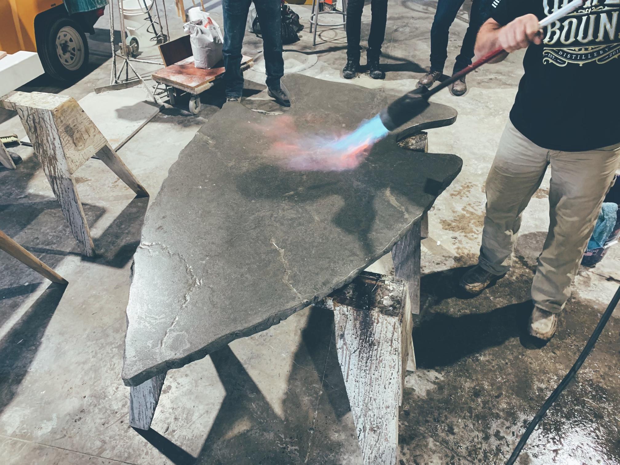 concrete arrowhead cement