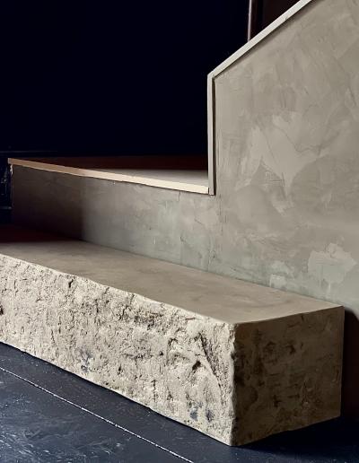 custom concrete plinth nashville